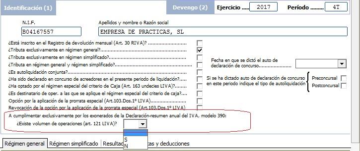 modelo 390 declaracion resumen anual iva programa fiscal msmodelos