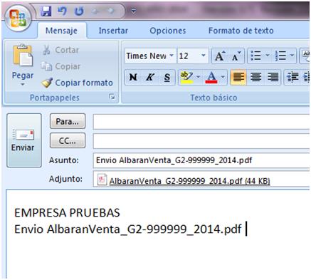 084 - Envio por email 002