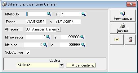 088 - Listados de existencias 006