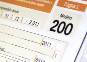 retenciones impuesto sociedades modelo200