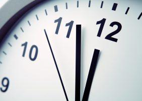 comunicacion periodos inactividad contrato tiempo parcial