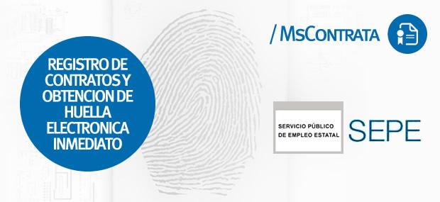 MsContrata - SEPE